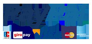 Puedes pagar con PayPal o tarjeta de débito o crédito