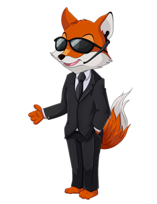 Mascota Serp Fox (Enlaces Curados)